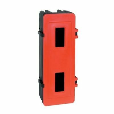 The extended single fire extinguisher cabinet