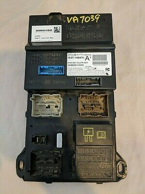 Smart Junction Box/Multifunction Module ID 7E5T-14B476-AF Fits 06-09 FORD FUSION