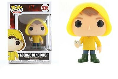 Funko Pop Movies: IT - Georgie Denbrough Vinyl Figure Item #29520