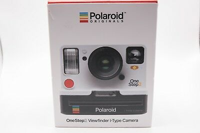 Polaroid Originals - OneStep 2 VF Analog Instant Film Camera - White