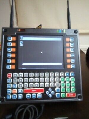 DLI 9300 Fixed/Vehicle Mount Data Terminal with Intermec Handheld Scanner