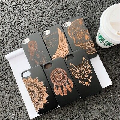 ef9b88a0eb9 2019 NEW Luxury Natural Wooden Wood Case For iPhone 6 7 Plus 8 Plus Xs Max