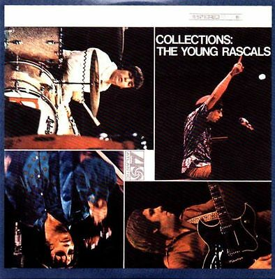 *NEW* CD Album Young Rascals - Collections (Mini LP Style Card Case)