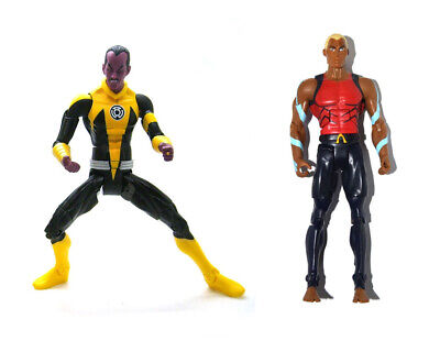 "DC Universe Classic Young Justice Aqualad & Sinestro 6"" Loose Action Figure"