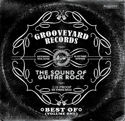Grooveyard Records - Best Of - Volume One (Gyr100) (The Sound Of Guitar Rock)