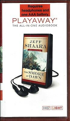 The Smoke at Dawn by Jeff Shaara and Paul Michael Unabridged Playaway Audio Book