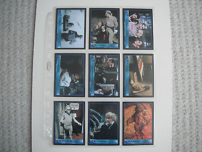 Doctor Who Definitive Series 2 Two : Full 120 Card Base Set + Set Of 13 Foils