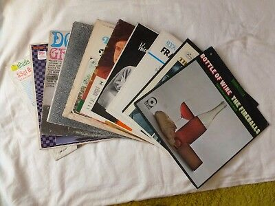 10 lp lot- misc. Pop/Rock- $4 shipping