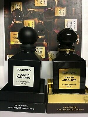 Tom Ford Private Blends Lost Cherry Amber Absolute 2ML-30ML Decants