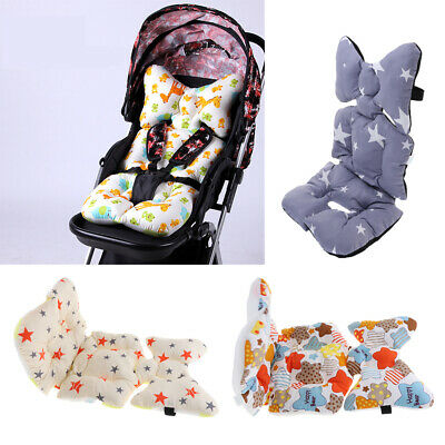 Baby Stroller Cotton Cushion Seat Cover Mat Breathable Urine Pad Liner Mattress