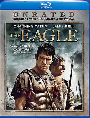 The Eagle (Blu-ray Disc, 2011, Rated/Unrated) - NEW!!