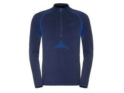 Maglia Strato Base Termica 1/2 Zip Uomo The North Face Inverno A84Xa7L  Hybrid C