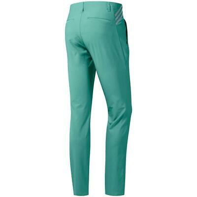 adidas Golf 2019 Ultimate365 3-Stripes Tapered Trousers (True Green)