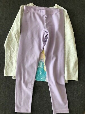 disney frozen girls nice pyjamas, 6-7age,122cm,new,excellent condition