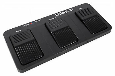 Chauvet Ezlink FS BT Battery-Powered Rechargeable Bluetooth Lighting Footswitch