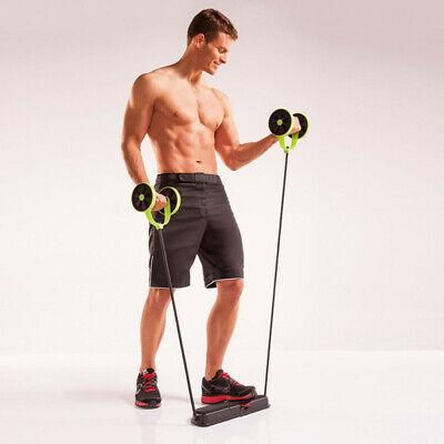 Now Don't Worry Training At gym Home Muscle exercise Fitness Power Roll