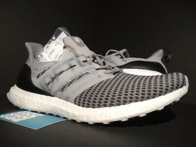 cbc5cb64ff06b Adidas Ultra Boost Undftd Undefeated Clear Onix Grey White Black 3M Cg7148  11.5