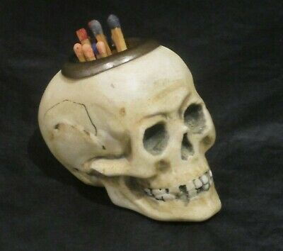 5b1da736e22d ANTIQUE SKULL MATCH Holder   Striker