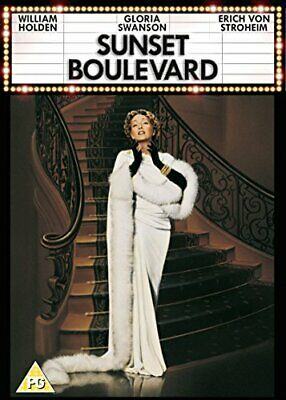 Sunset Boulevard [DVD] -  CD FMLN The Fast Free Shipping