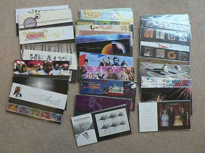 GB Presentation Packs: 1998, 1999, 2000, Sold Individually, MNH, Mint, Postage