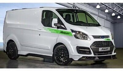 Ford Transit Connect 004 M Sport Style Stripes Graphics