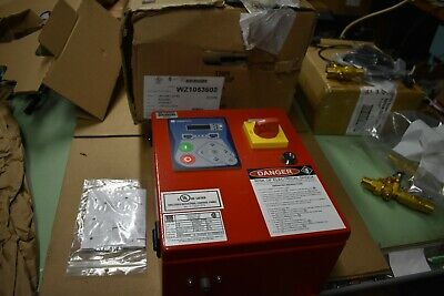 Tornatech Model JP3-208/1.5/3/60 Jockey Pump Controller