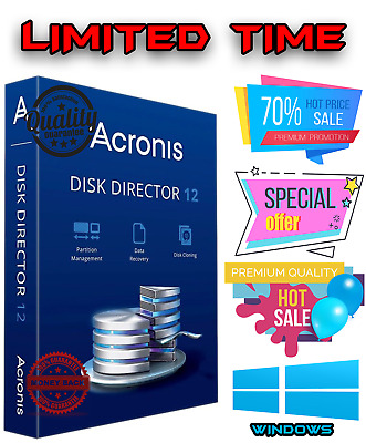 acronis disk director 12 home license key