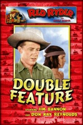 Red Ryder Double Feature, Vol. 3 DVD Region 1