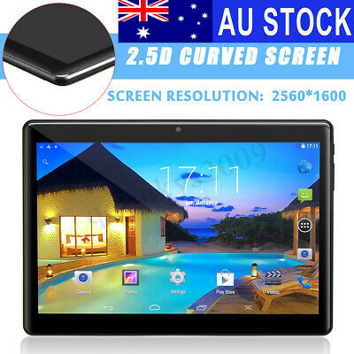 10.1'' Android 7.0 4GB+64GB Octa-Core WIFI 4G GPS Dual SIM Phablet Tablet +Cover