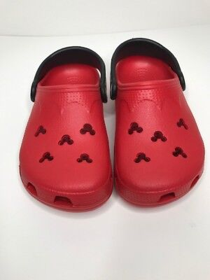 c240c9bcf4eb9a CROCS - CHILDRENS Size 1 - Disney - Mickey Mouse -  5.00