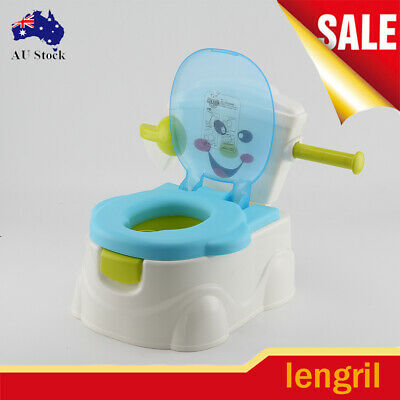 Baby Toddler Toilet Children Pee Training Potty Seat Chair