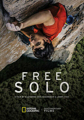 Free Solo (fka Solo) [New DVD] Manufactured On Demand, Widescreen, Dolby