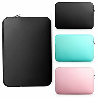Laptop Case Carry Bag Soft Cover Sleeve Pouch For 11.6''-15.6'' MacBook Air Pro