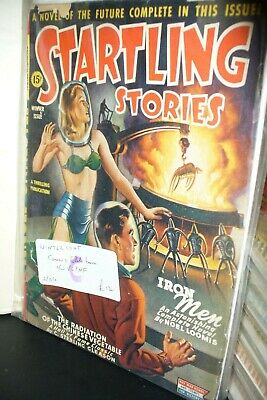 Startling Stories Pulp Magazine Winter 1945