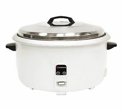 Electric 8L Rice Cooker Non Stick Steamer Pressure Warmer Automatic Cooking Pot