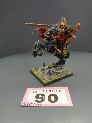 Warhammer Age of Sigmar Warriors of Chaos Metal Lord Archaon Everchosen 90