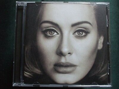 Adele - 25  CD.Disc Is In Excellent Condition.