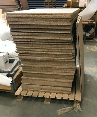 Chipboard Sheets - 800 x 1100 x 15mm panels, excellent condition