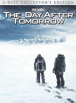 The Day After Tomorrow [Two-Disc All-Access Collector's Edition]