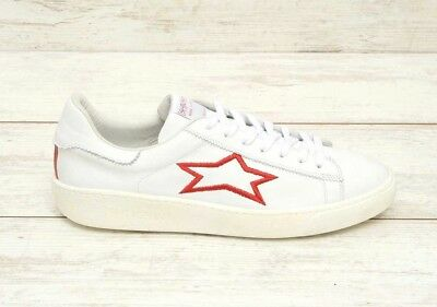 f2f202ba5d Ishikawa Light 1546 Bianco Scarpe Stella Shoes Chaussures Zapatos Made In  Italy