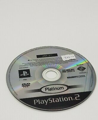 Jak 3 ps2 cd playstation 2 pal solo disco funzionante italiano platinum