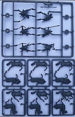 Games Workshop Lord of the Rings Riders of Rohan X 12 - New On Sprue