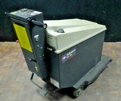 Floor Scrubber Cleaning Machine Nilfisk Advance Model Vs20 / Fully Tested!