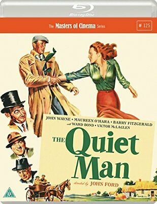 The Quiet Man [Masters of Cinema] (Blu-ray) [1952] -  CD O8VG The Fast Free