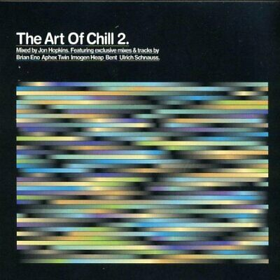Aphex Twin - The Art of Chill 2 (Mixed By Jon Hopkins) - Aphex Twin CD 4GVG The