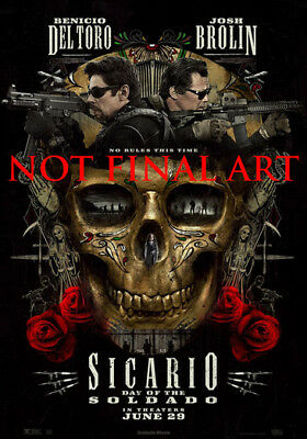 Sicario: Day of the Soldado (DVD,2018)