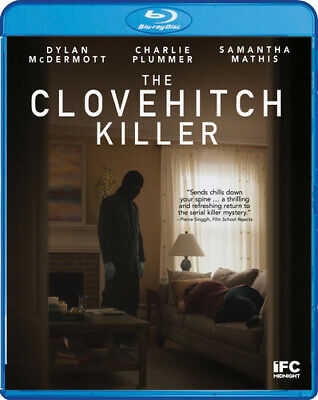 The Clovehitch Killer [New Blu-ray] Subtitled, Widescreen