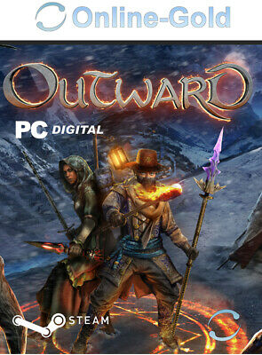 Outward Key - Pre order - Steam Download Code - PC - RPG Game [DE][EU][64 Bit]