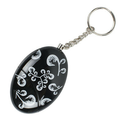 2X Safety Anti-Attack Rape Personal Outdoor Alarm Self Defense Keyring Security
