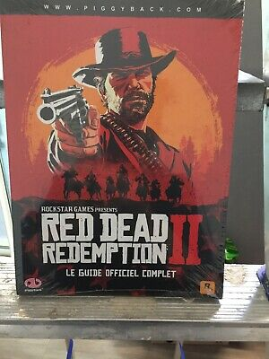 red dead redemption 2 guide Sous Blister